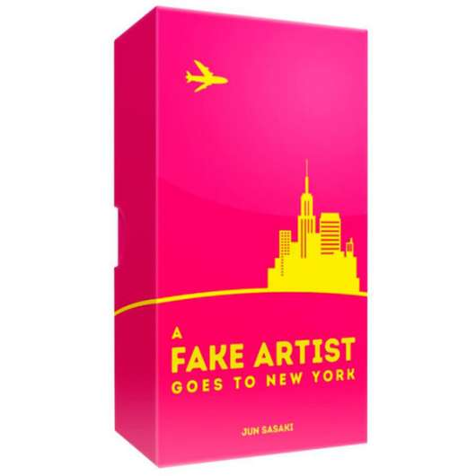 A Fake Artist Goes To New York (Eng)
