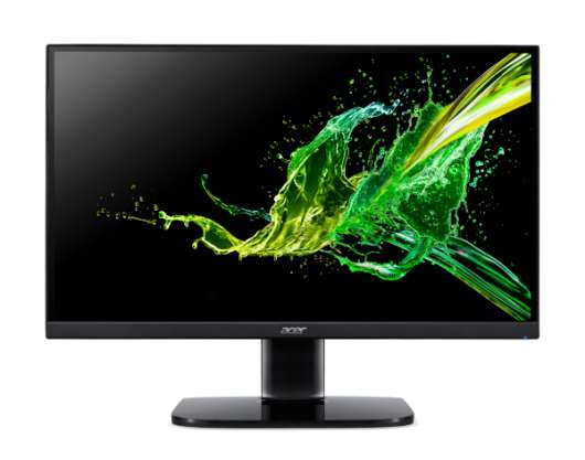 "Acer KA242Ybi / 24"" / 1080p / IPS / 75Hz / 1ms / HDMI,VGA / Freesync"