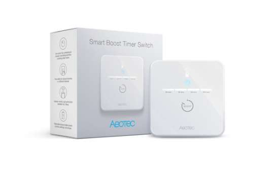 Aeotec Smart Boost Timer Switch