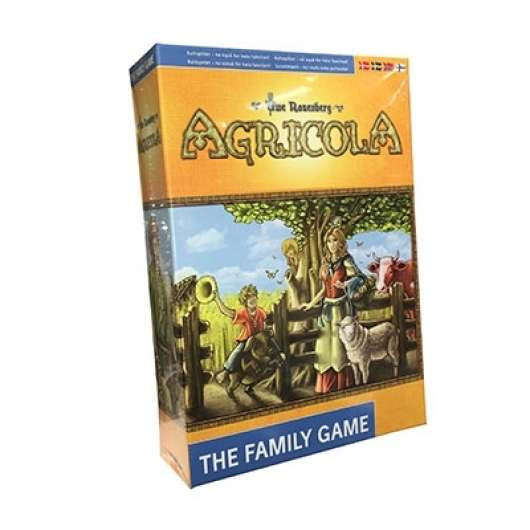 Agricola: Family Edition (Svensk)