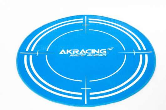 AKRACING Floormat - Blue