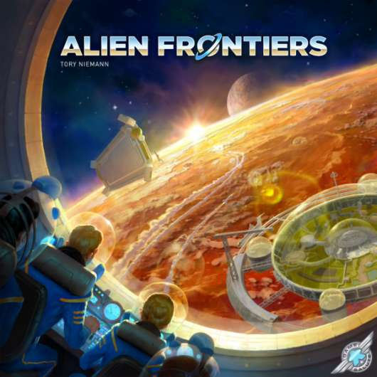 Alien Frontiers Board Game: 5th Edition