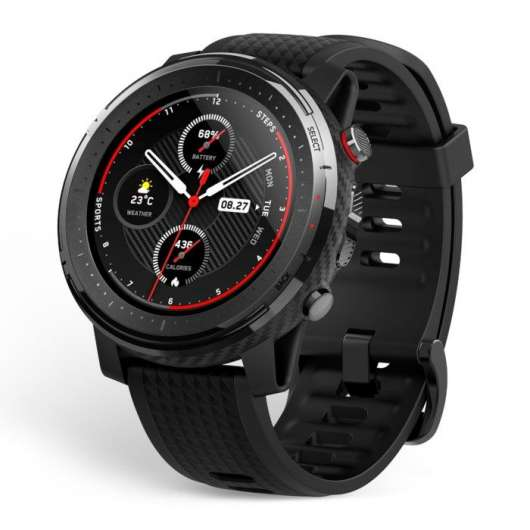 Amazfit Stratos 3 Smartklocka med always-on-display