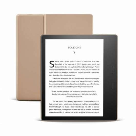 "Amazon All-new Kindle Oasis 3rd gen. / 7"" / With Special Offers / 32GB - Gold"
