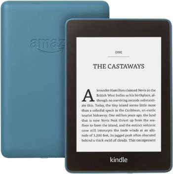 "Amazon All-new Kindle Paperwhite 4th gen. / 6"" / With Special Offers / 32GB - Twilight Blue"