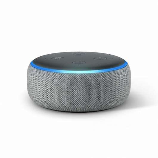 Amazon Echo Dot Grey gen3