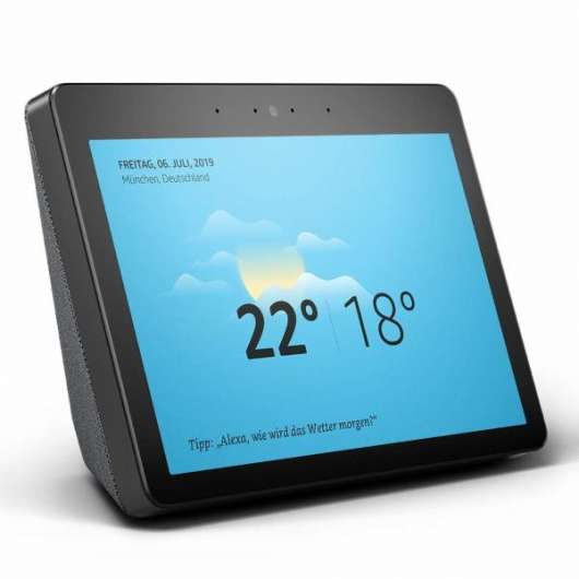 Amazon Echo Show Black gen2