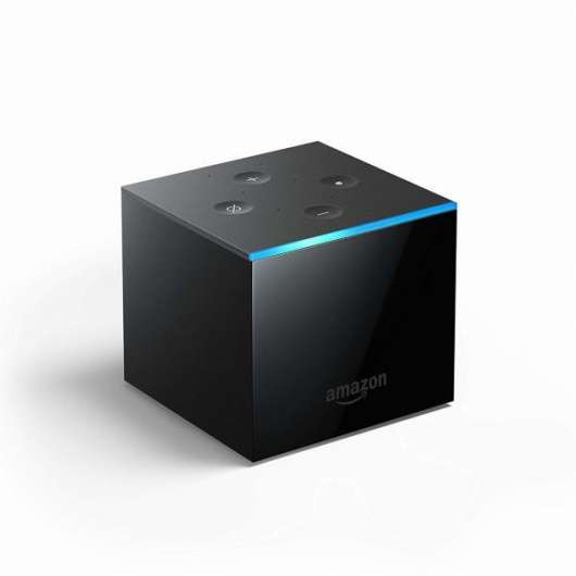 Amazon Fire TV Cube 4K - 16GB (Fyndvara - Klass 4)