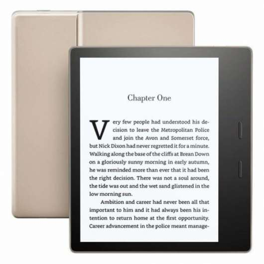 "Amazon Kindle Oasis 2nd gen. / 7"" / 32GB / With Special Offers - Gold"
