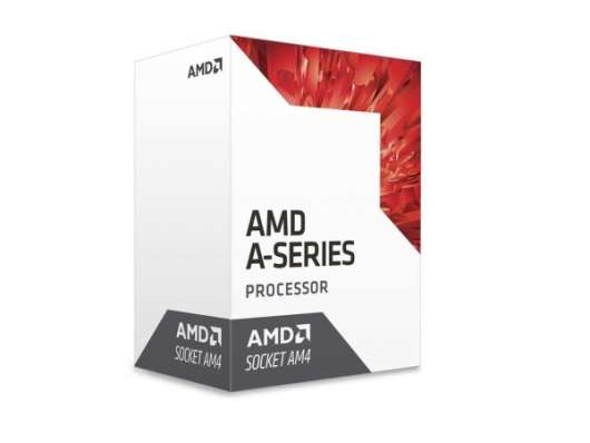 AMD A10-9700 / Quad Core / 4-Thread / 3.8GHz / 65W / inkl. kylare