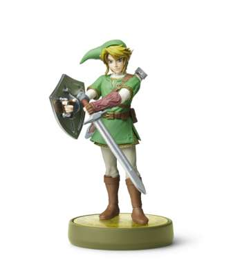 Amiibo - Link (Twilight Princess)
