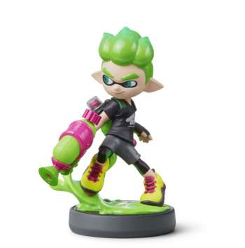 Amiibo - Splatoon 2 Inkling Boy