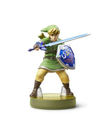 Amiibo TLOZ - Link (Skyward Sword)