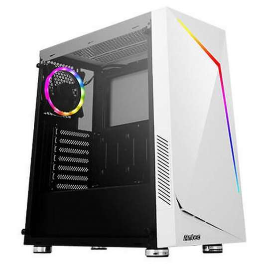 Antec NX300 / A-RGB / Tempered Glass - Vit