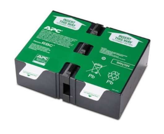 APC Replacement Battery 124 (APCRBC124)