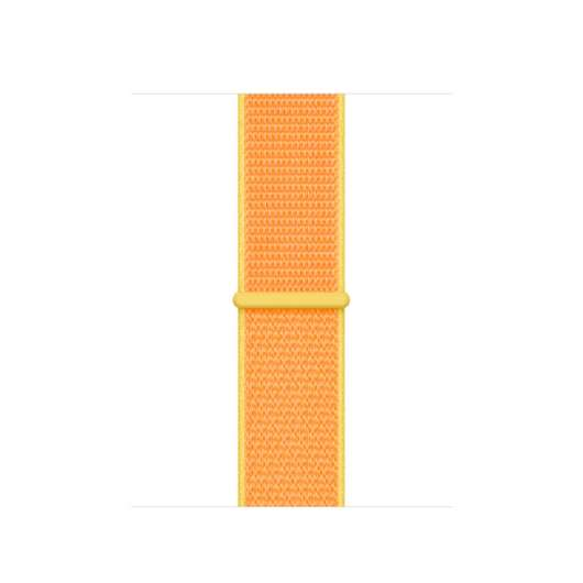 Apple 40mm Sportloop Limited - Canary Yellow