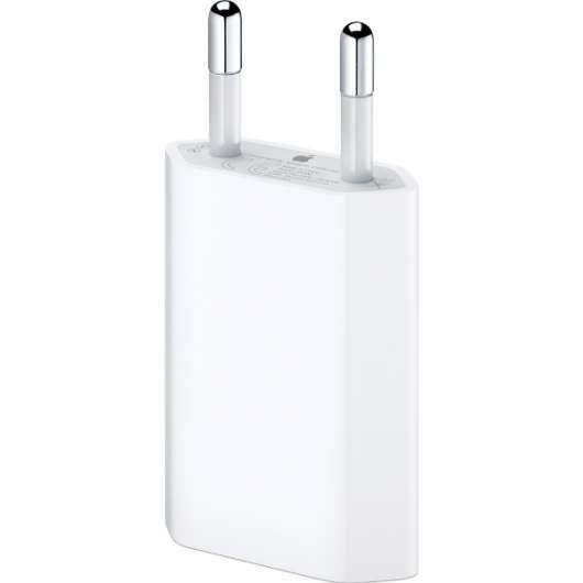 Apple 5W USB-strömadapter