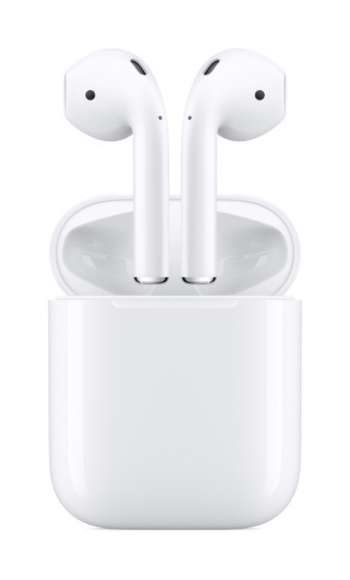 Apple AirPods (2nd gen.) with Standard Case