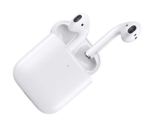 Apple AirPods (2nd gen.) with Wireless Case