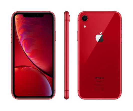 Apple iPhone XR / 64GB - Röd