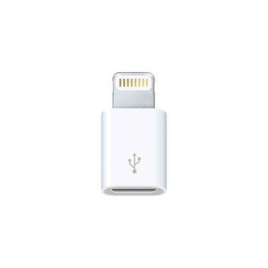 Apple Lightning-till-micro-USB-adapt