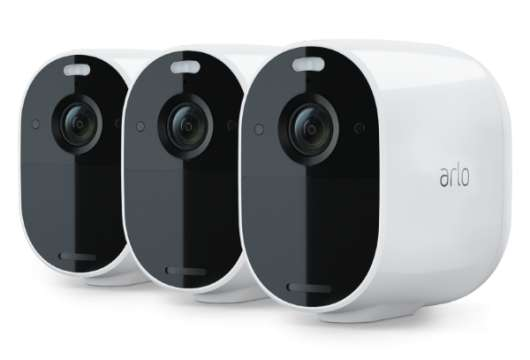 Arlo Essential 3-Pack - Vit