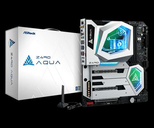 AsRock Z490 AQUA limited edtion