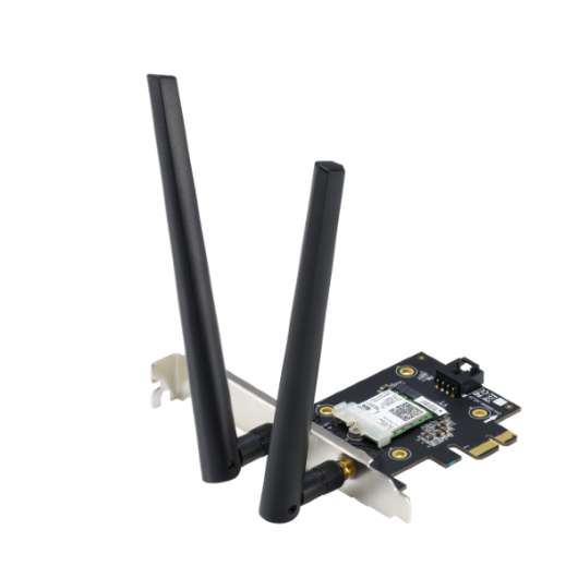 ASUS PCE-AX3000 - Dual-Band PCI-E / 160MHz Wi-Fi