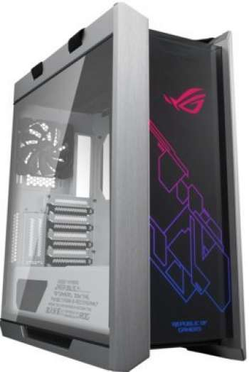 ASUS ROG Strix Helios GX601 / A-RGB / Tempered Glass - Vit