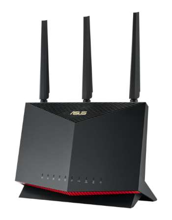 Asus - RT-AX86U Gaming Router - AX5700 / WIfi 6 (Fyndvara - Klass 1)