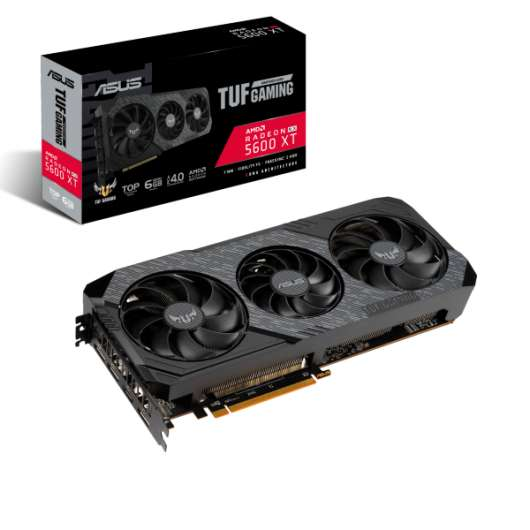 ASUS TUF Gaming X3 Radeon™ RX 5600 XT EVO TOP edition 6GB GDDR6