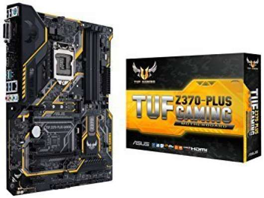 Asus tuf z370-plus gaming - atx
