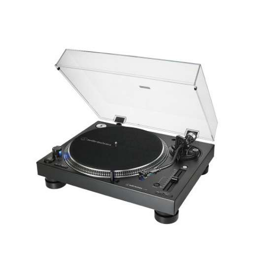 Audio Technica AT-LP140XP - Svart