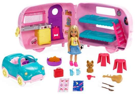 Barbie Chelseas Camper