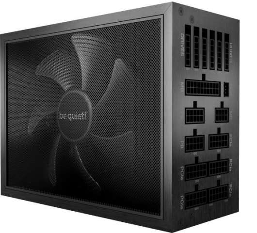 be quiet! Dark Power Pro 12 1500W /  80+ Titan