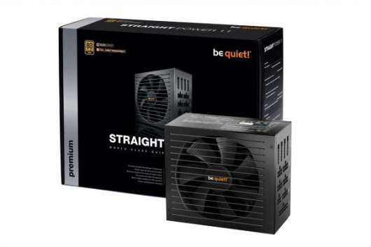 be quiet! Straight Power 11 / 850W / 80+ Gold