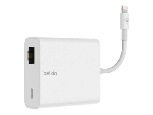 Belkin Lightning till Ethernet-adapter