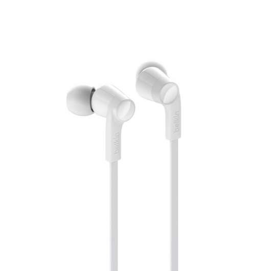 Belkin - USB-C IN-EAR HEADPHONE - Vit
