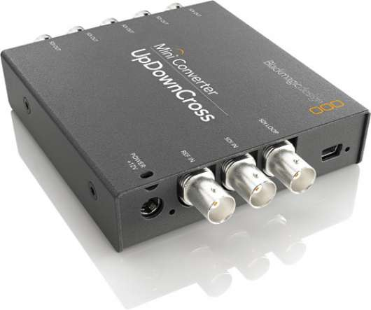 Blackmagic Mini Converter - Up Down Cross