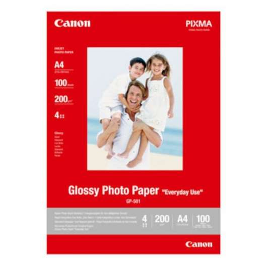 Canon Everyday Use Fotopapper A4 100-pack