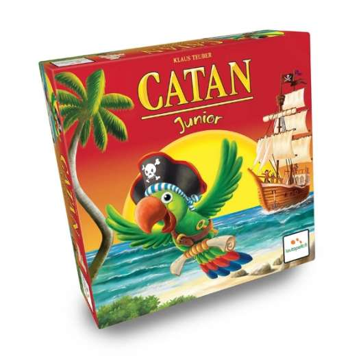 Catan Junior (Nordisk)