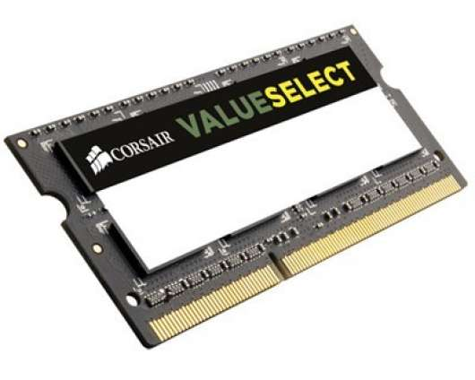 Corsair 4GB (1x4GB) 1600Mhz / So-DIMM / CL11 (CMSO4GX3M1A1600C11)