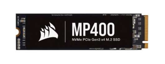 Corsair Force MP400 SSD 4TB M.2 NVMe (CSSD-F4000GBMP400)