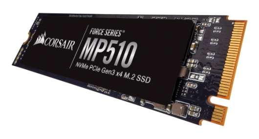 Corsair Force MP510 SSD 4TB M.2 NVMe (CSSD-F4000GBMP510)