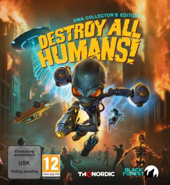 Destroy All Humans! DNA Collectors Edition