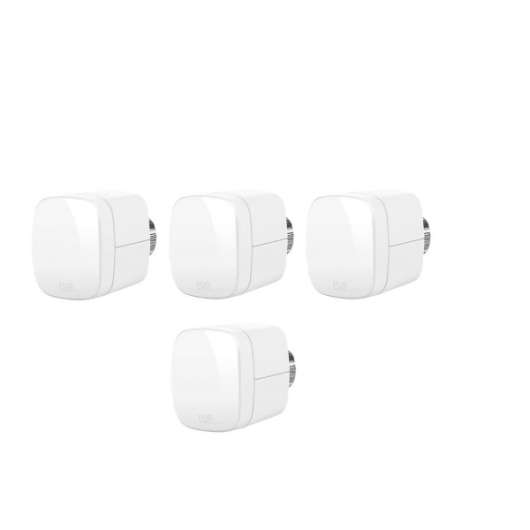 Eve Thermo (2020) 4-pack fungerar med Apple HomeKit
