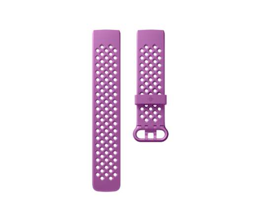 Fitbit Charge 3 Sport band - Berry Large