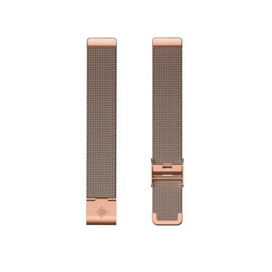 Fitbit Inspire 2 Stainless Steel Mesh - Rose Gold (One Size)