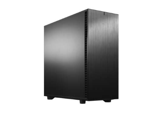 Fractal Design Define 7 XL / Solid / Svart