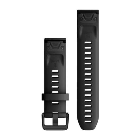 Garmin QuickFit 20 Small Silicone Band - Black